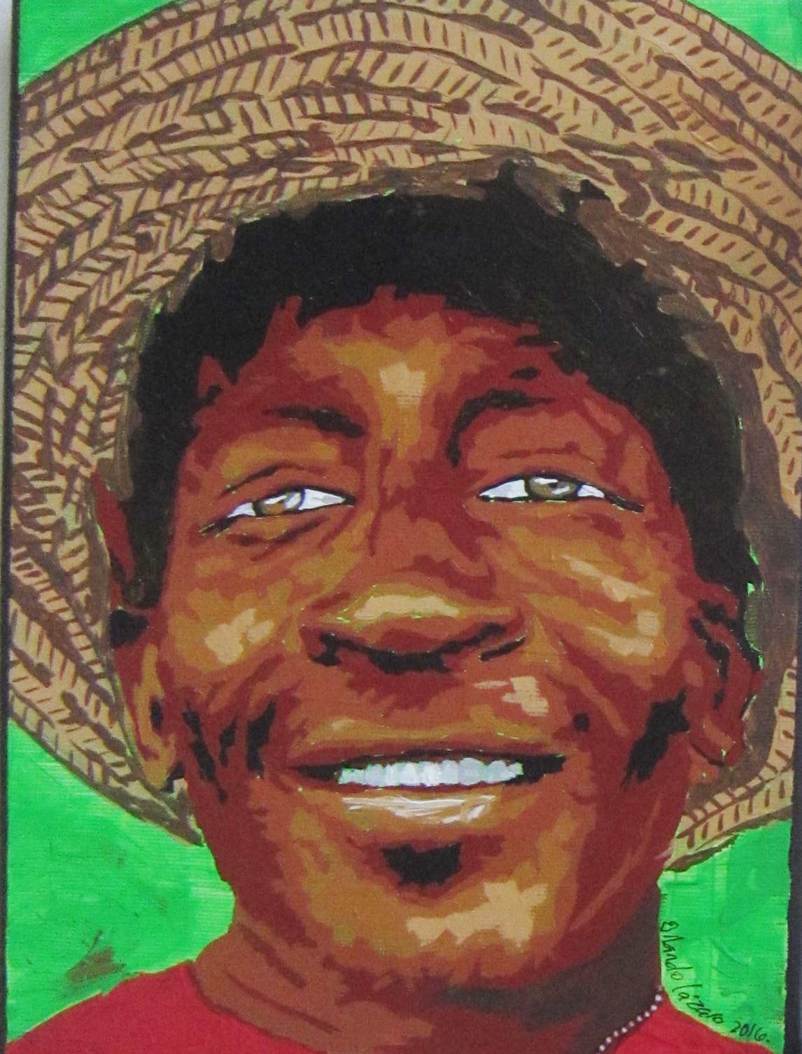 Bocetos V - Orlando Lazaro Ortega