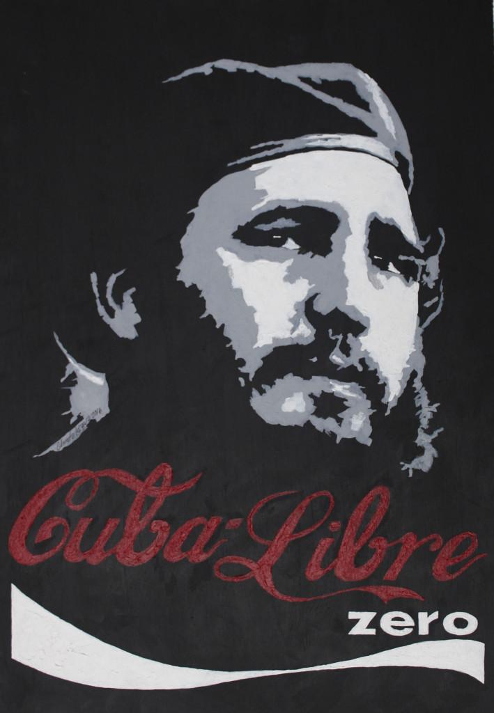 Cuba Libre II- Orlando Lazaro Ortega