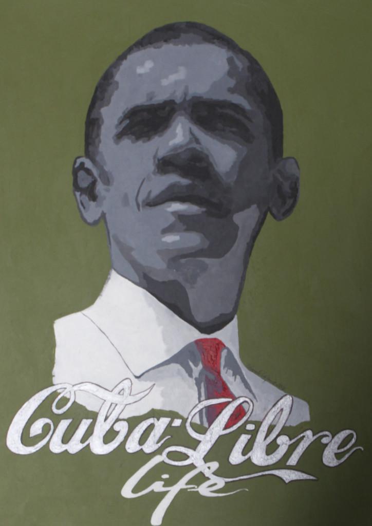 Cuba Libre IV - Orlando Lazaro Ortega